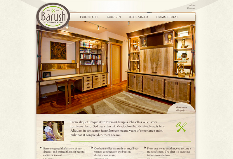 Barush Woodworking
