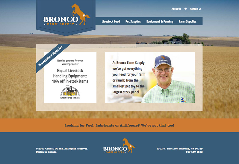 Bronco Farm Supply