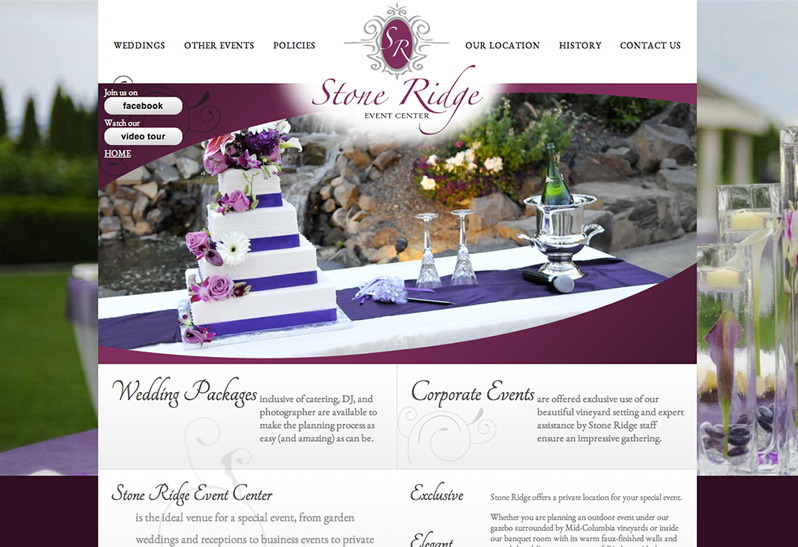 Stone Ridge Events